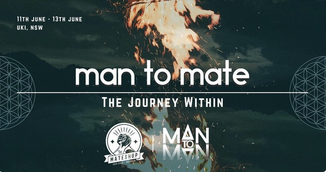 """Man to Mate - """"The Journey Within"""""""