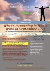 September Comprehensive Monthly Men's Work Event Newsletters