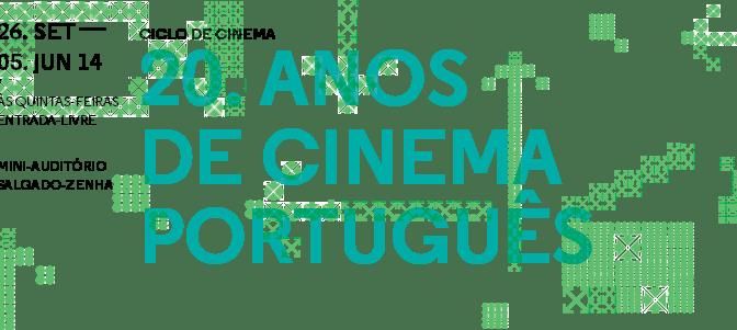 20 Anos de Cinema PortuguÊs