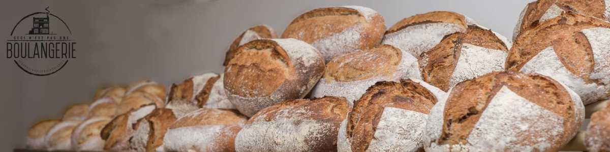 Etalage de pains
