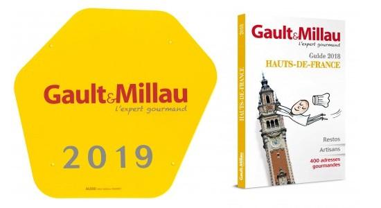 Plaque Gault Et Millau