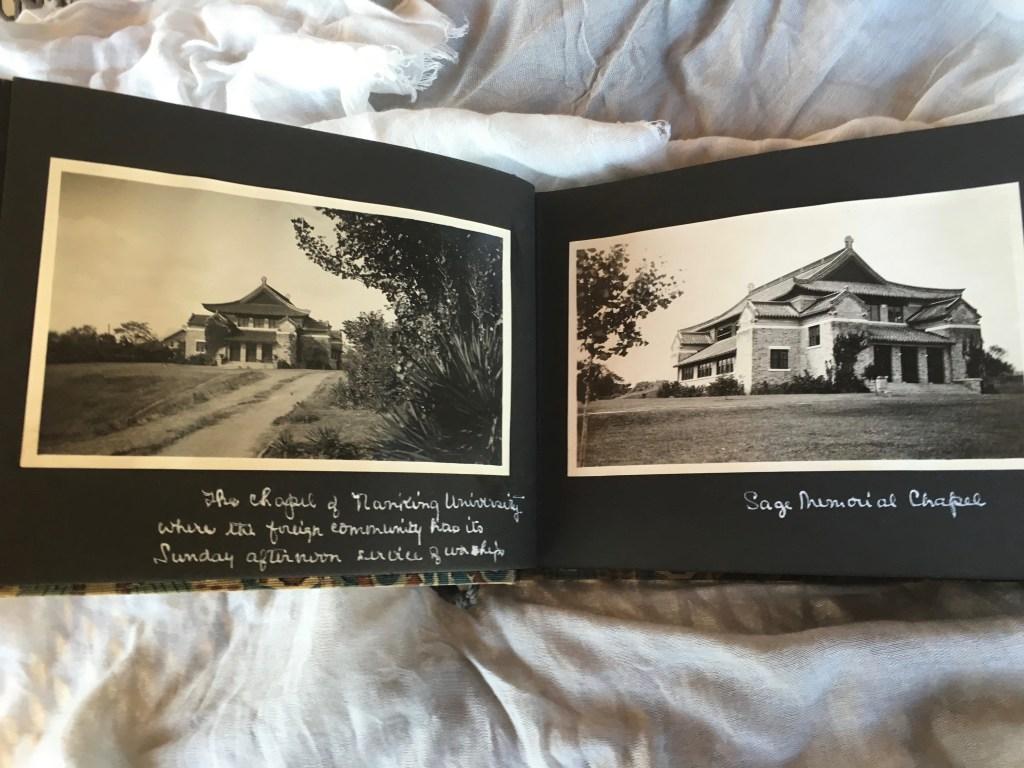 China photos Nanking Chapel