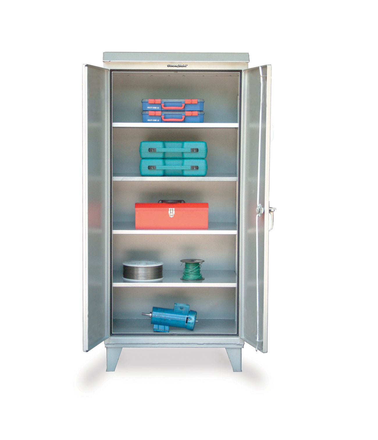 Outdoor Storage Cabinets  Custom Equipment Company