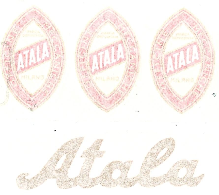 ADESIVI ATALA  AT01 ADESIVO ATALA  Cecoret