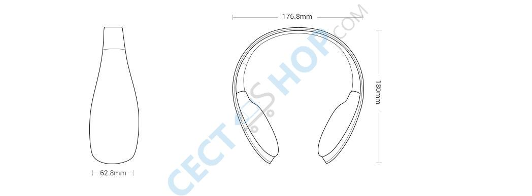 LeTV Leme 2 EB30 Bluetooth Headphone