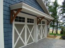Garage Door Paint Idea