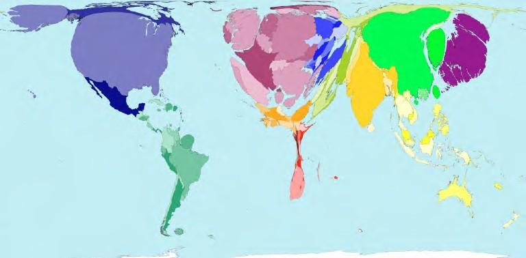 Distribuzione della ricchezza mondiale)