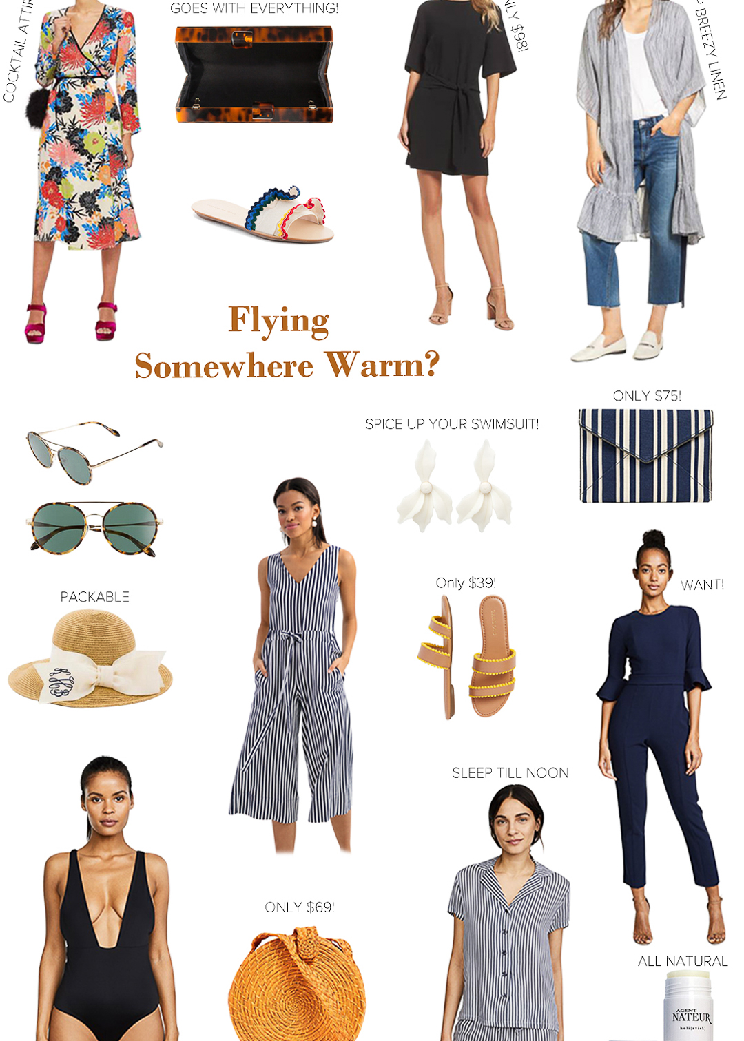 2018 vacation outfit ideas | Cedar & Rush
