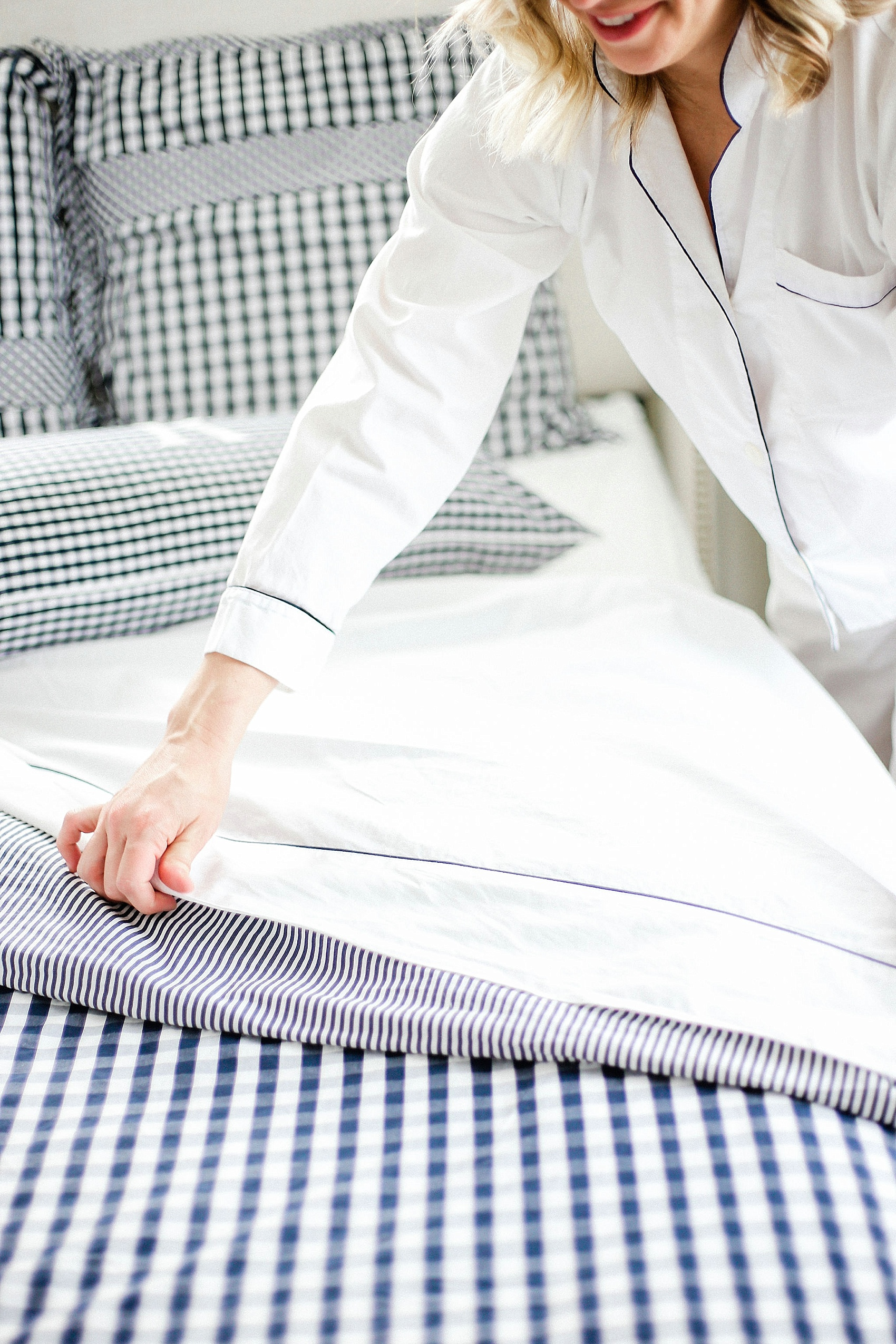 how to make your bed more comfortable_2895 | Cedar & Rush
