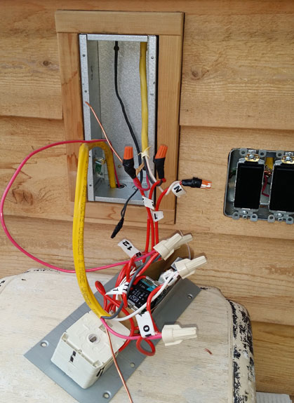 Wiring A Thermostat To Contactor