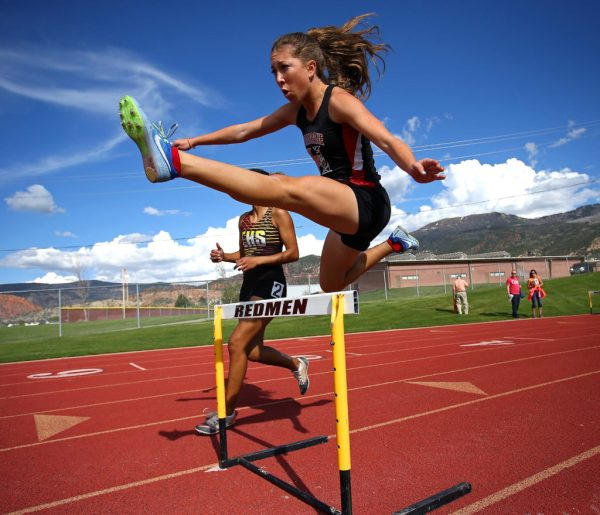 Track And Field Thunder Steal Show Region 9