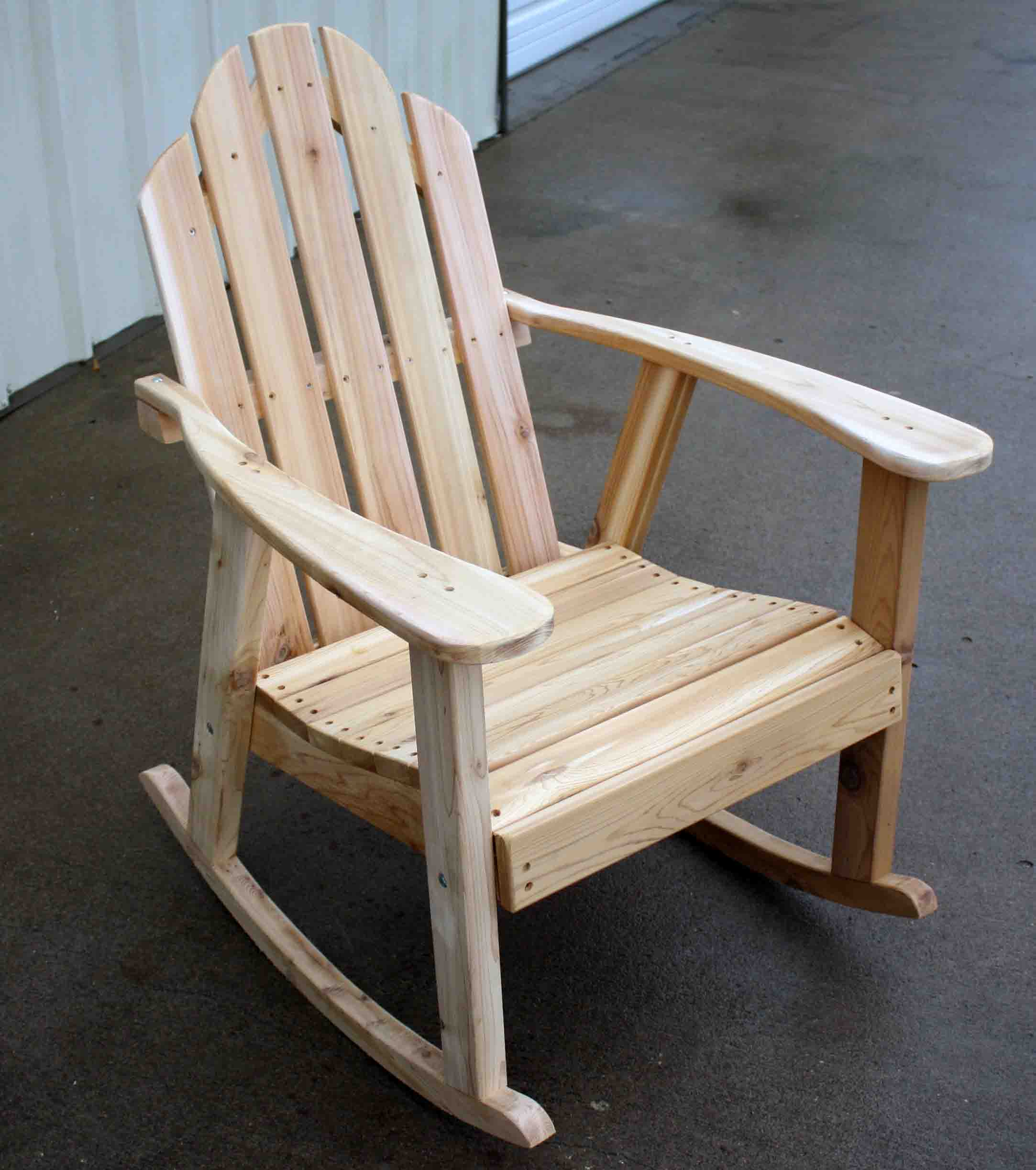 plans adirondack chairs free ikea tullsta chair covers rocking woodworking with lastest