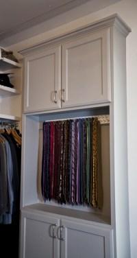 Adding Tie Storage - Cedar Hill Farmhouse