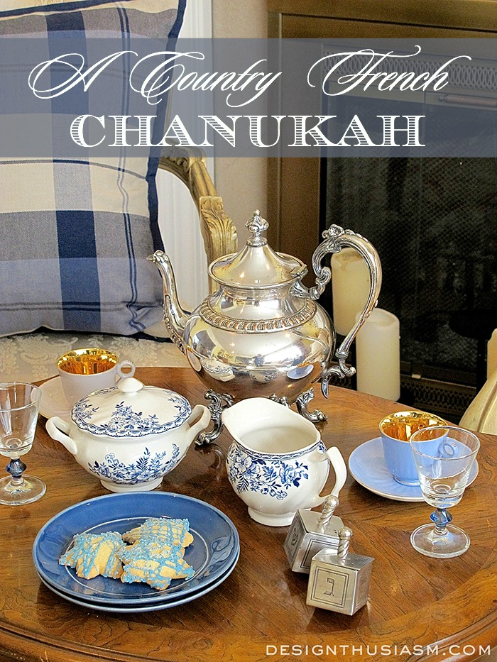 Country-French-Chanukah-Text