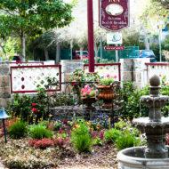 Cedar House Inn Wedding venue - Garden