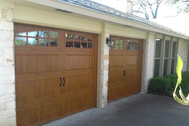 Cedar Park Overhead Doors Serving Austin  Surrounding Areas