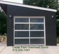 Full view Aluminum Garage Doors by Cedar Park Overhead ...