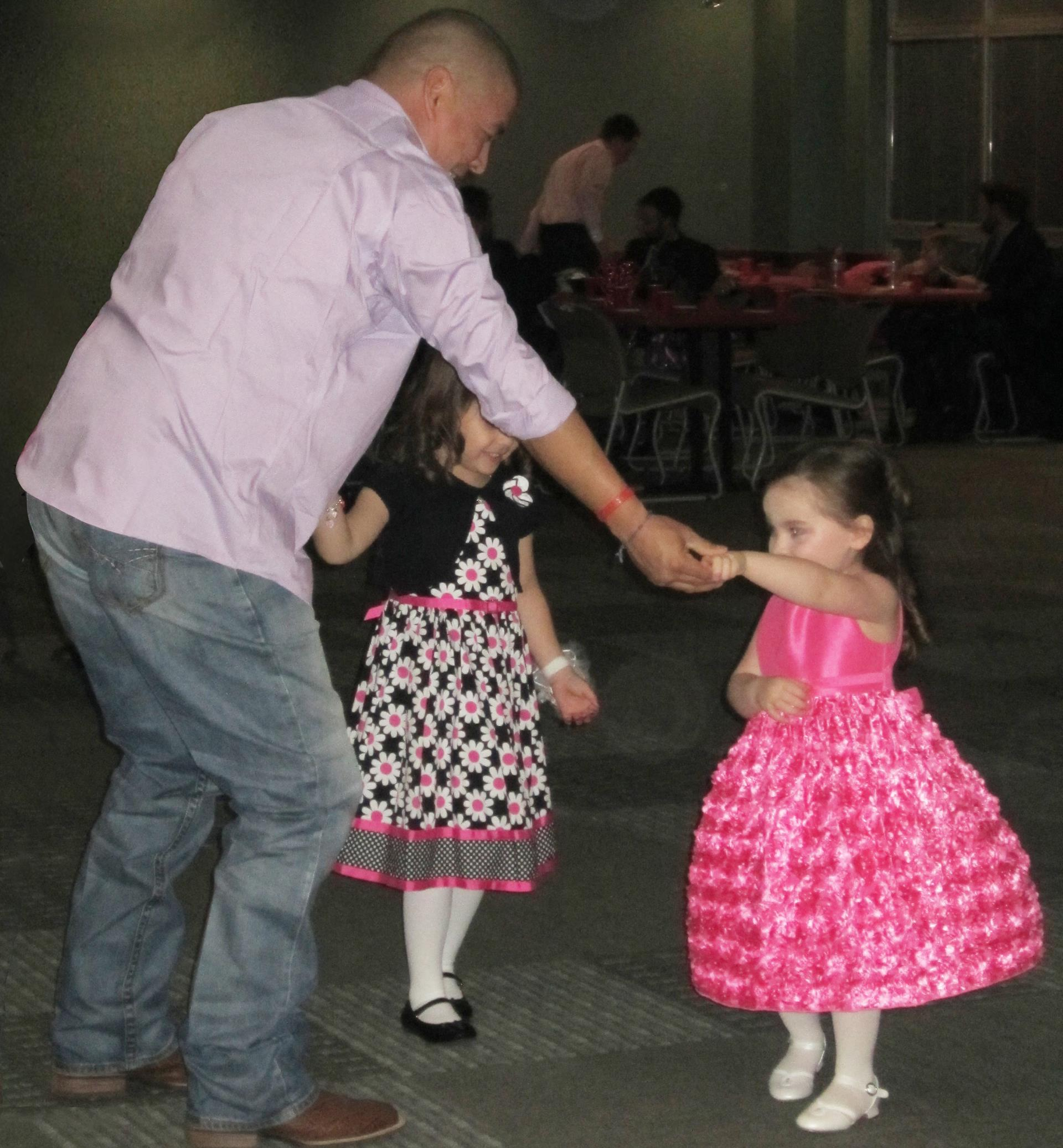 daddy daughter dance city