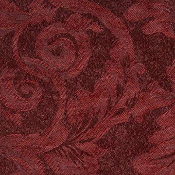 54 Burgundy Fabric