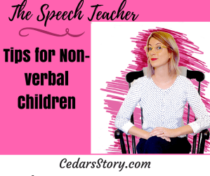 Tips for Communicating with Non Talkers and Non-Verbal Children