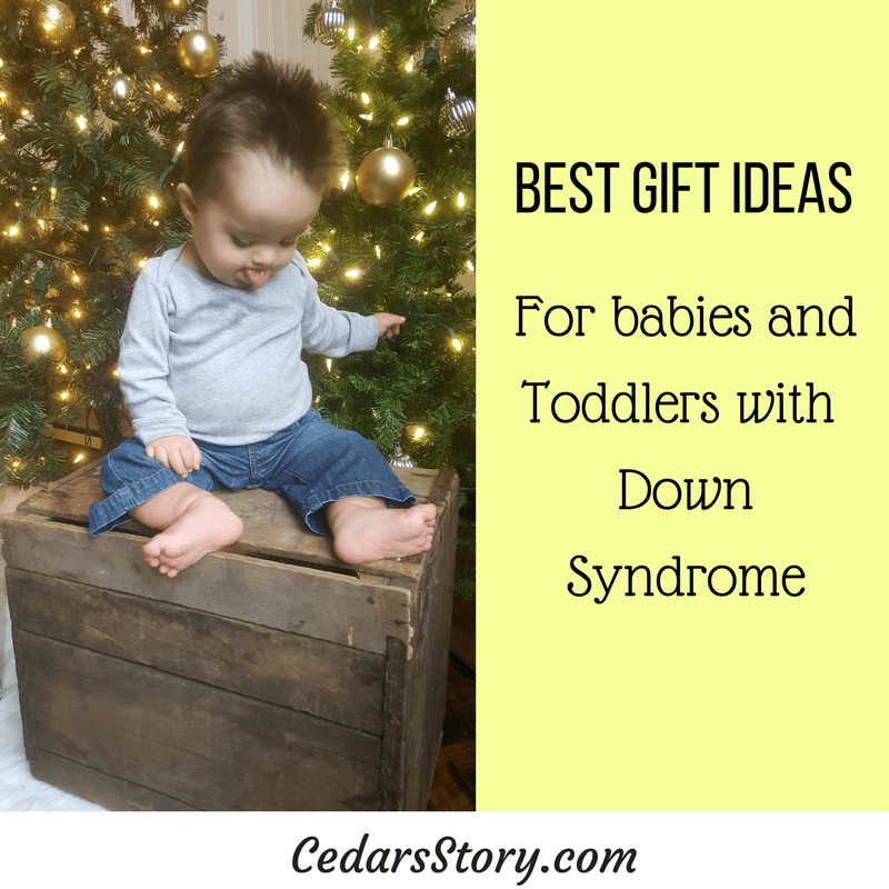 A List Of The Best Gifts For Babies With Down Syndrome