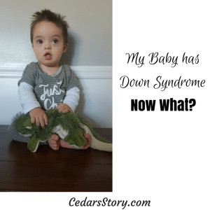 My Baby Has Down Syndrome: Now What?