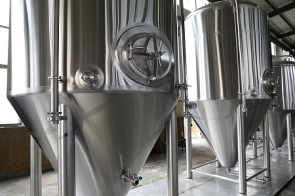 Stainless Steel Tank, 304 and 316 Tanks for Beer, Wine, and More