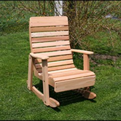 Wicker Patio Chair Set Of 2 Wingback Club Recliner Cedar Outdoor Furniture | Sets Garden Cedarstore.com