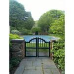Custom Gates By Cedars Woodworking