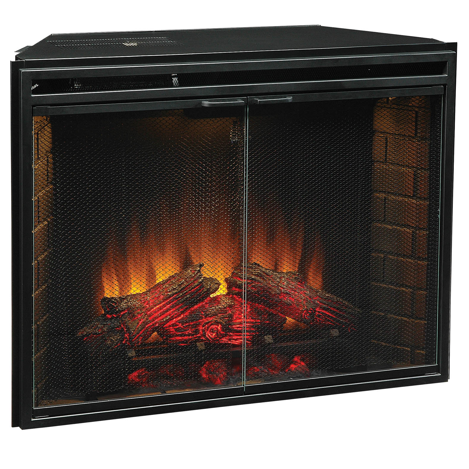 Electric Fireplace Log Inserts With Heaters