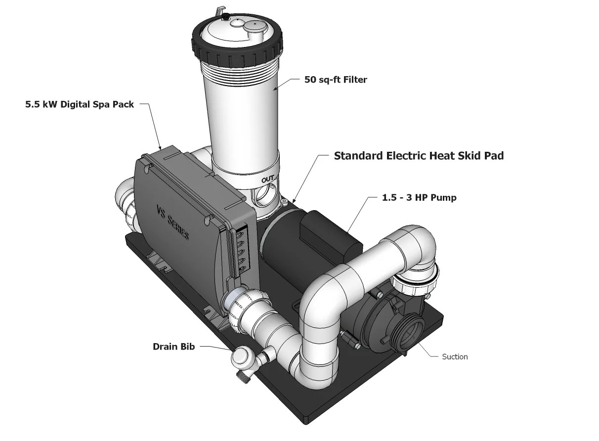 hight resolution of time to upgrade your old spa pack hot tub heater pump acting up