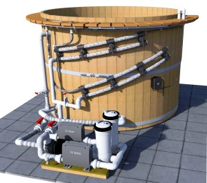 Northern Lights Cedar Tubs  Aqua Therapy Hot Tub Information