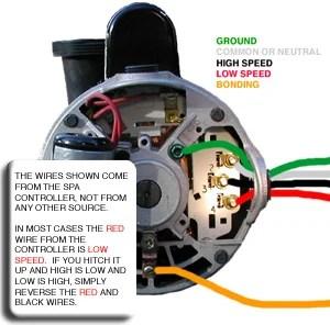 Vico 4 HP Spa Pump