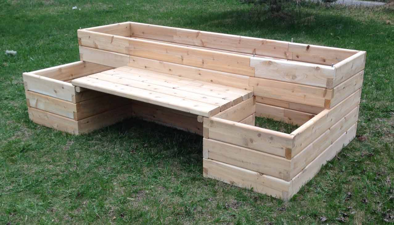 Home Depot Raised Garden Box