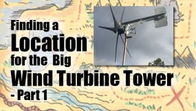 Location-for-wind-Turbine