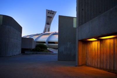 Stade olympique de Montreal