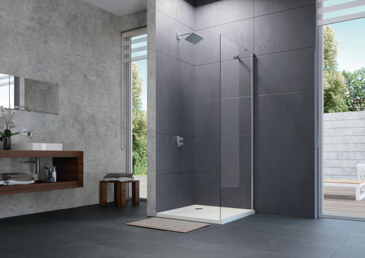 Great Perfect Paroi De Douche Design Pure Paroi Latrale