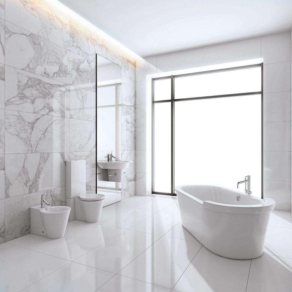 5 modeles de robinet pour une baignoire
