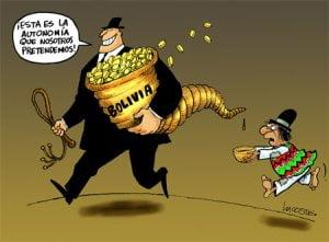 """La """"revolución autonómica"""" en Bolivia puede demorar meses o años"""
