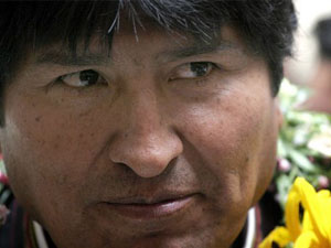¿A qué juega Evo Morales en la Amazonía?