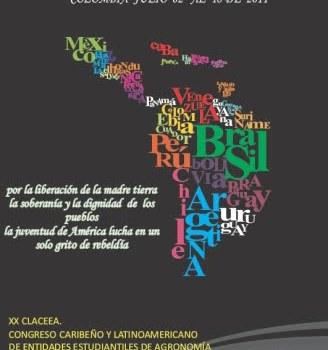 Primer encuentro internacional juvenil CONCLAEA – CLOC VIA CAMPESINA
