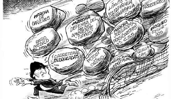 El Diario, 20 marzo 2012 (Bolivia)