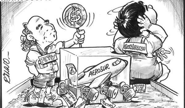 El Diario, 5 de julio 2012 (Bolivia)