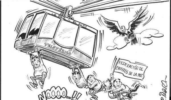 El Diario, 13 de julio 2012 (Bolivia)