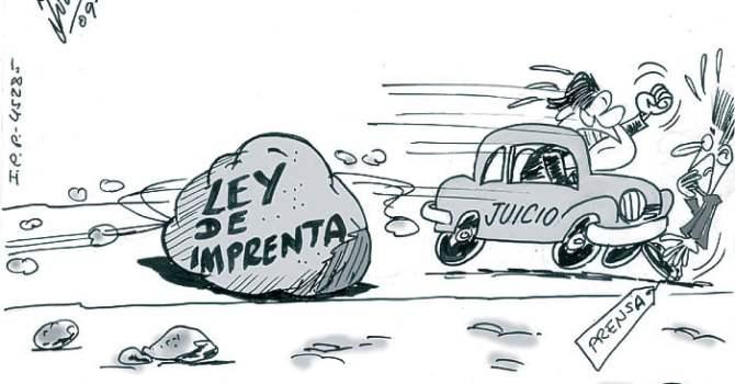 Correo del Sur, 3 de noviembre de 2012 (Bolivia)