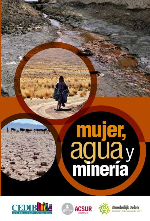 Mujer, agua y minería