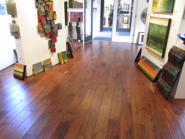 Why Laminate Flooring is a Good Option