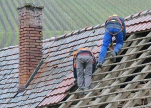 roofing installment