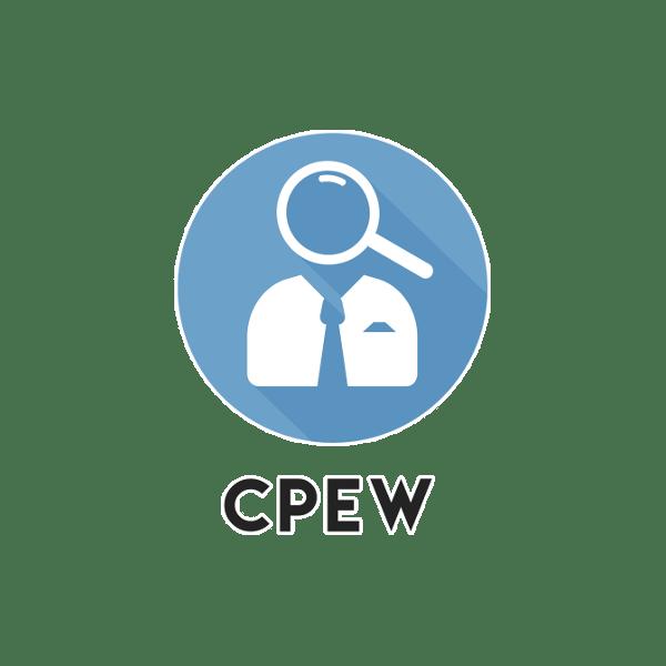 Logo CPEW: Software per Periti Assicurativi