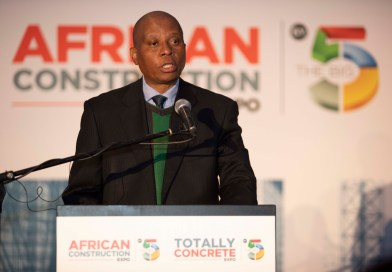 Executive Mayor Herman Mashaba invites South African and international construction firms to transform Joburg's inner city